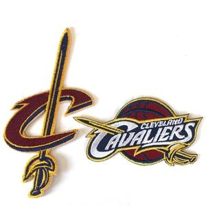 Other - Cleveland Cavaliers Patches, Iron On Patch, NBA